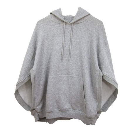 Slow and Steady Wins the Race Hooded Cape - Grey