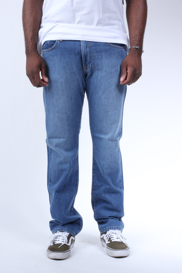 Men's Kennedy Denim Co - Light Wash
