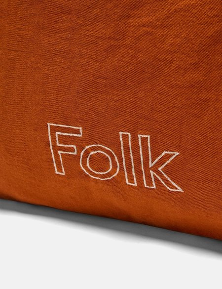 Folk Clothing Folk Tote Bag - Cinnamon