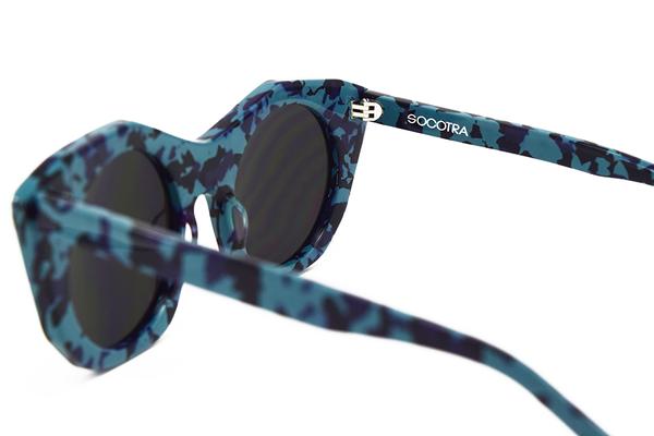 SOCOTRA Abiel - Blue Tortoise