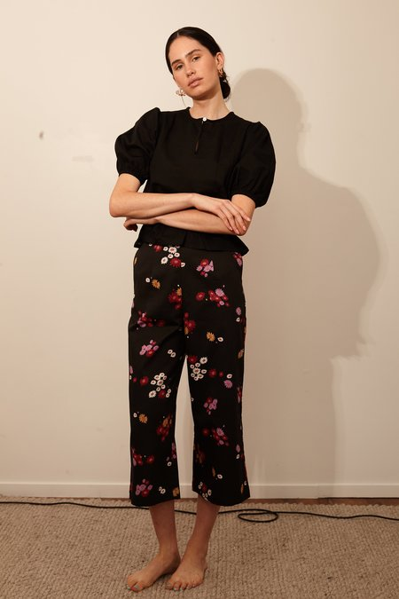 Arc & Bow Equal Cropped Trouser