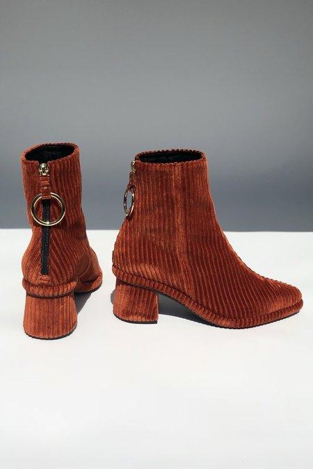 Reike Nen Ring Slim Boots - copper
