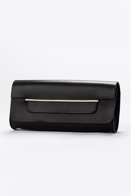 AANDD Leather Double Clutch