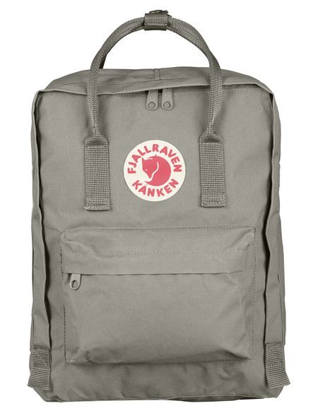Fjallraven Kanken Backpack Fog