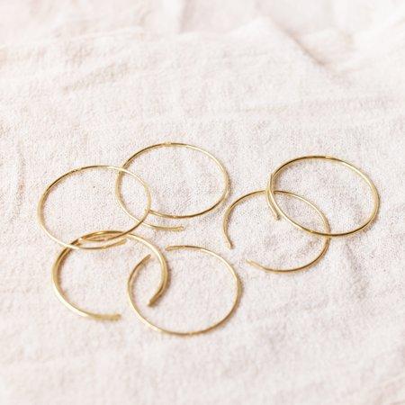 Bonnie Bracelet - brass