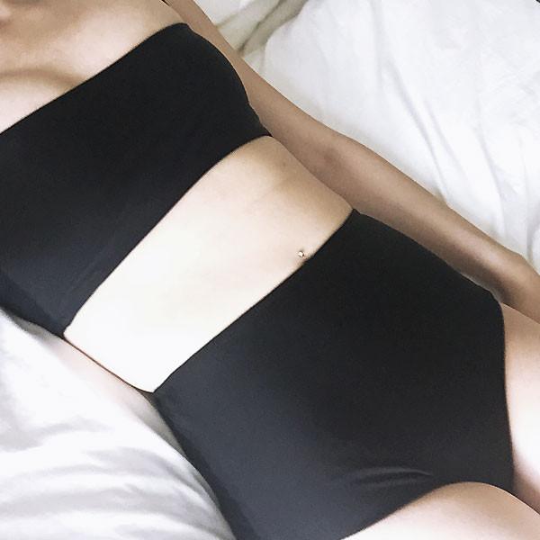 Nu Swim - Basic High Bottom