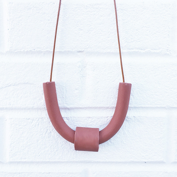 Surface Handmade  Surface x Kaleidos - Link necklace