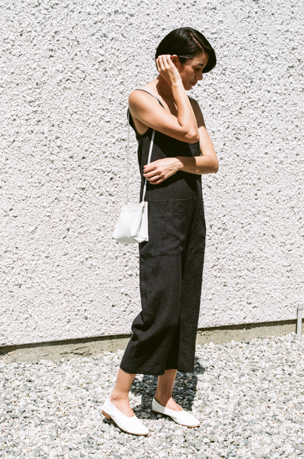 Ilana Kohn Gary Jumpsuit - faded black
