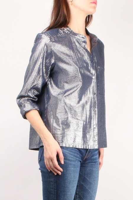 Xirena Graycen Shirt - Star Sapphire
