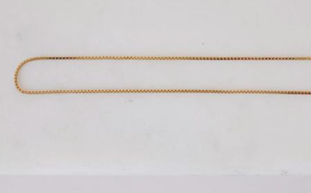 GJenmi Box Bracelet - 14K GOLD