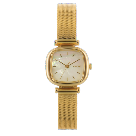 Komono - Moneypenny Watch Royale- Or/White