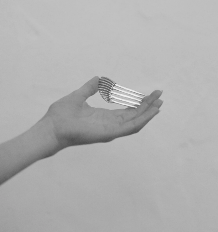 Another Feather Shell Comb