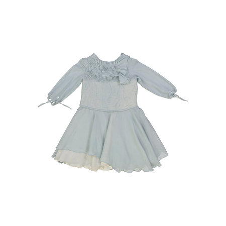 Kids Petit Mioche Organic Quilted Cotton Dress No 1