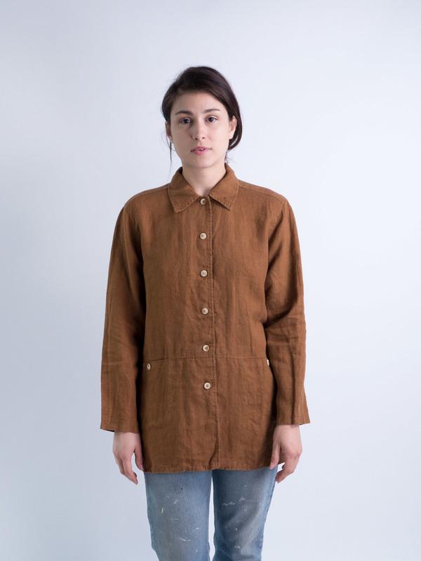 duo nyc,rust,jacket DUO NYC Vintage Rust Jacket