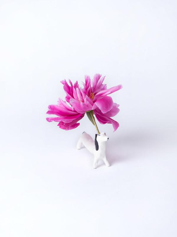 Eleonor Bostrom Vase Dog