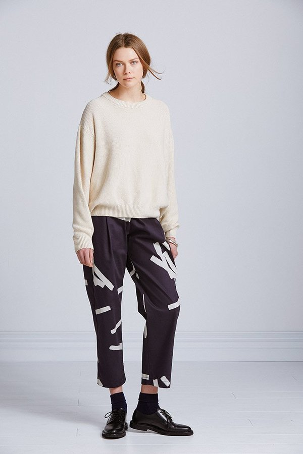 Kowtow Paper Pieces Conclusion Pant