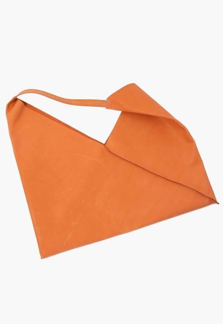 Jhola Market Bag - Cinnamon