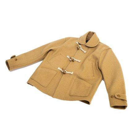 Buzz Rickson's Short Duffle Coat - Camel