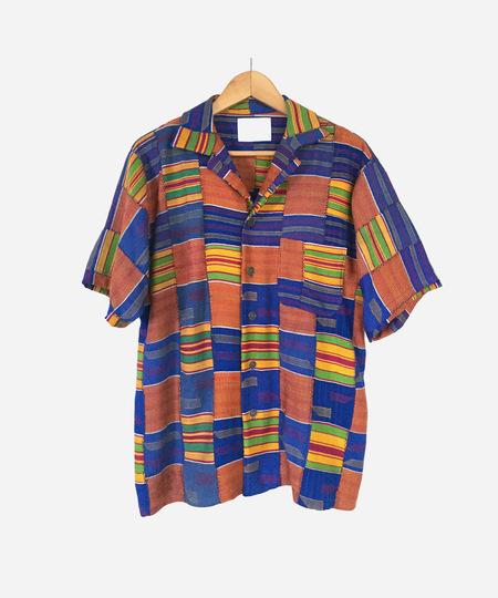 COATZ Kente Shirt