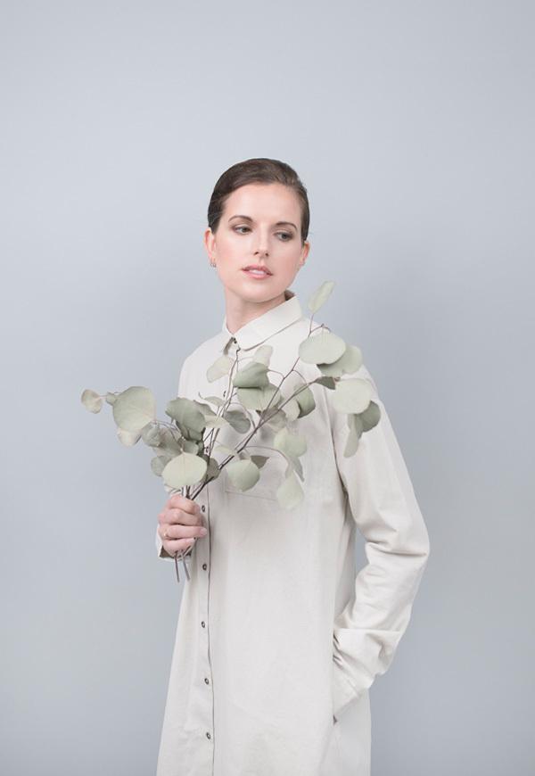 Vestige Story Caper Shirt Dress