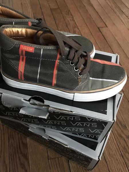 Vans Chukka Boot 69 LX Sneakers - Maharam Classic Stripes