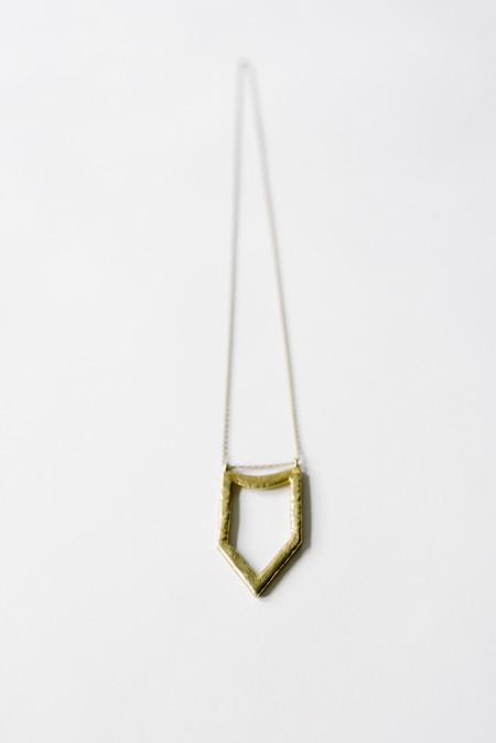 Nettie Kent Jewelry Portal Pendant