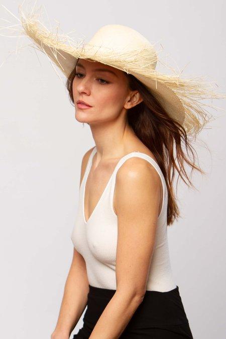 Greenpacha Ibiza hat - natural