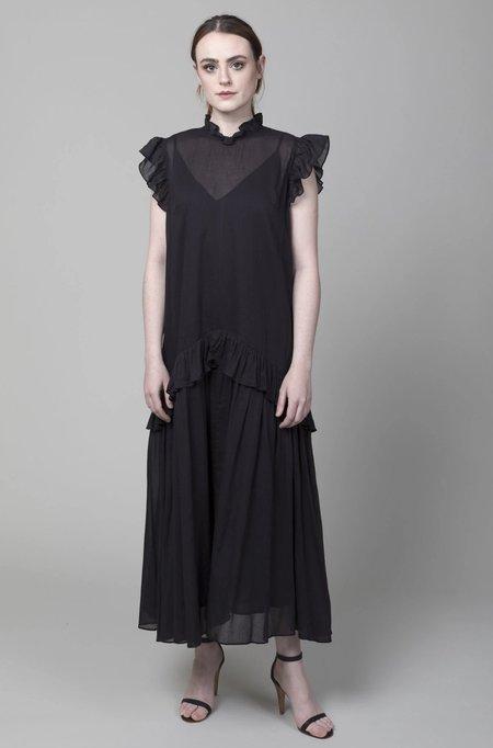 Rhode Resort Mary Dress - Black