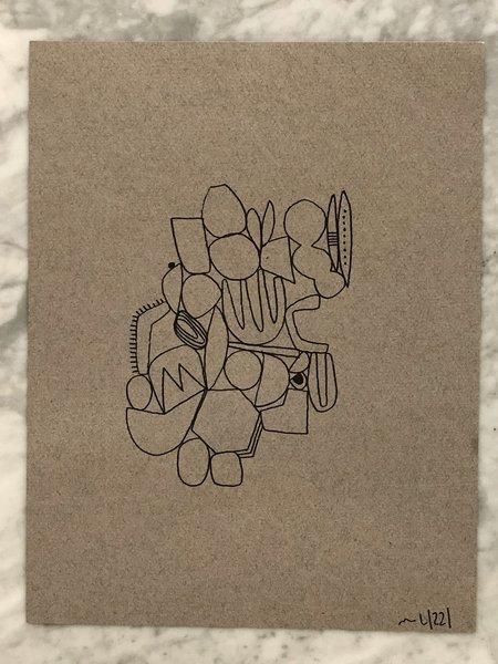 Lizzi Egbers Artwork No. 1