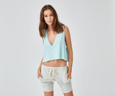 crowcollective Journey Shorts - White Sands