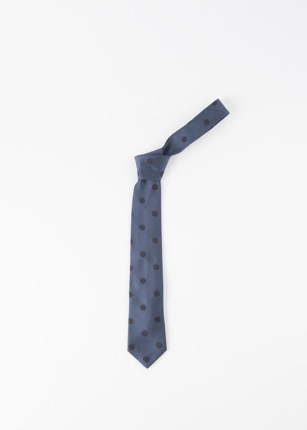 Margaret Howell Large Dot Tie