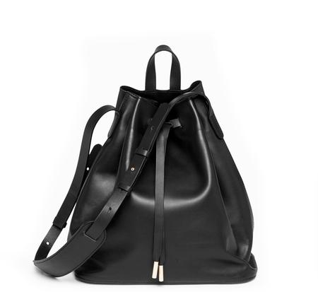 AB16 Black Shoulder Bag by PB 0110