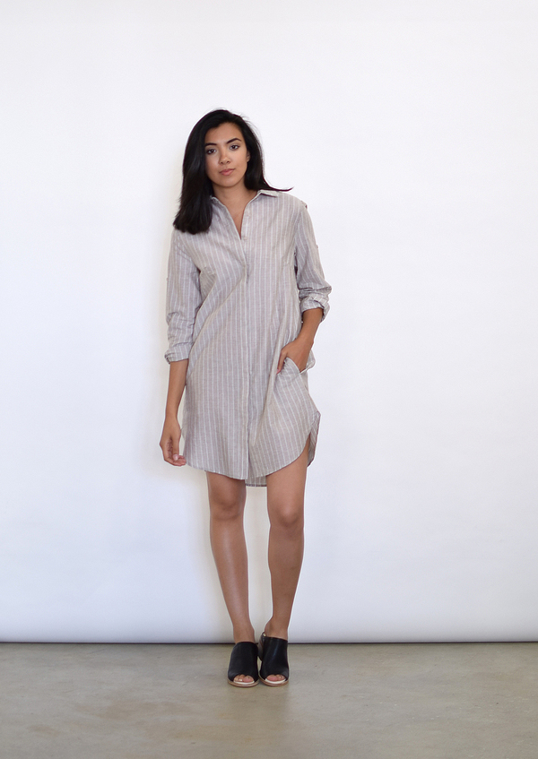 Lumiere Shirt Dress