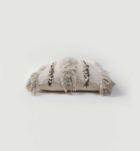 MindaHome Big Shag Pillow
