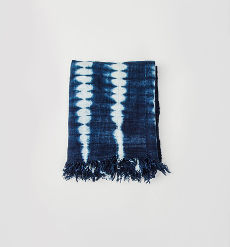 MindaHome Indigo Throw
