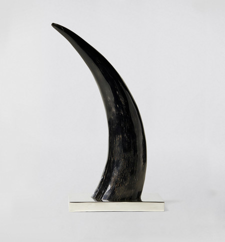 Indego Africa Medium Horn Decor