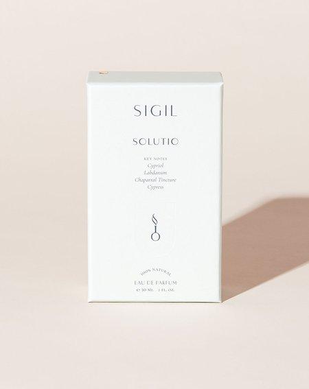 Sigil Solutio Perfume