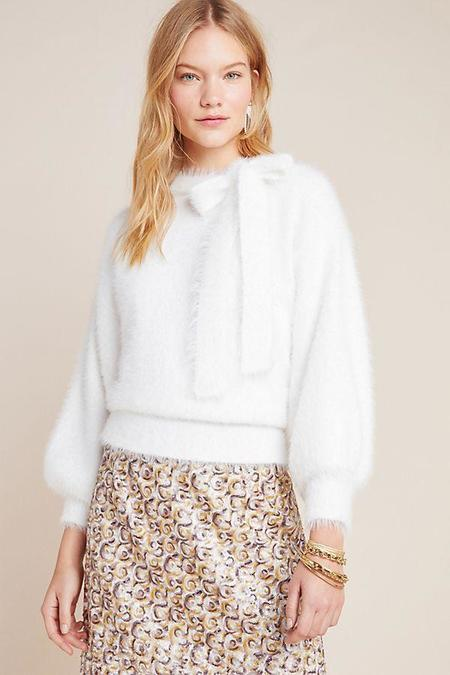Line and Dot Raeyln Bow Sweater