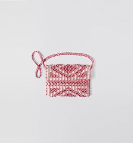 Antonello Rombi Clutch Pink