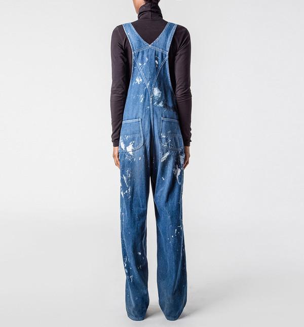 Rialto Jean Project Vintage Overalls