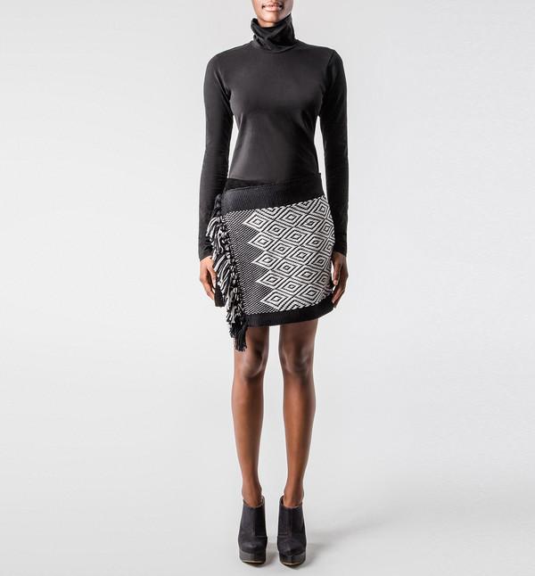 VOZ Wrap Skirt