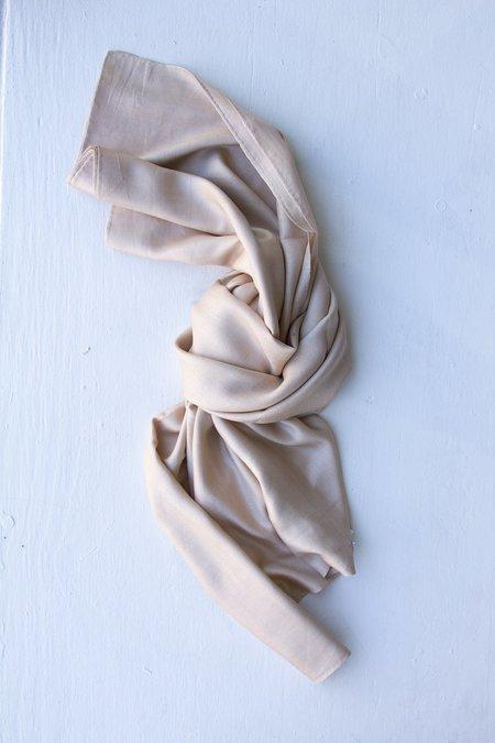 M.Patmos Frances Silk Scarf - Ballet Pink