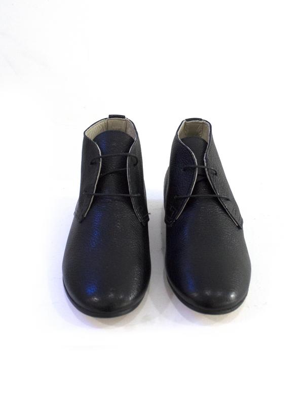 Anniel Scarpa Polka Shoe Black