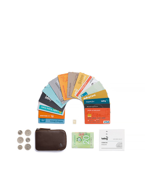 Bellroy Card Pocket Java