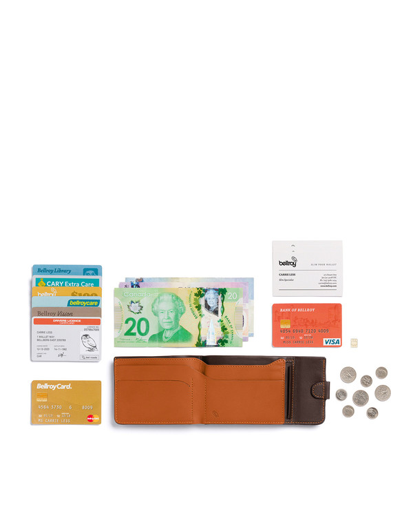Bellroy Coin Fold Java