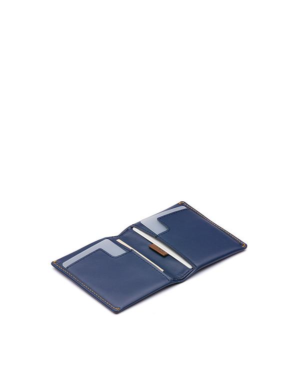 Bellroy Slim Sleeve Wallet Blue Steel