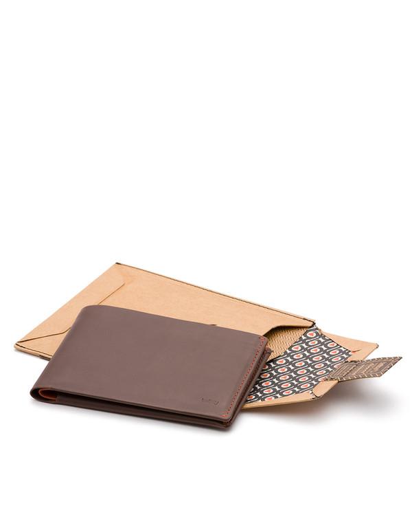 Bellroy Travel Wallet Mocha