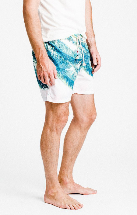 Sol Angeles Palm Rose Dume Sub Volley Swimtrunks