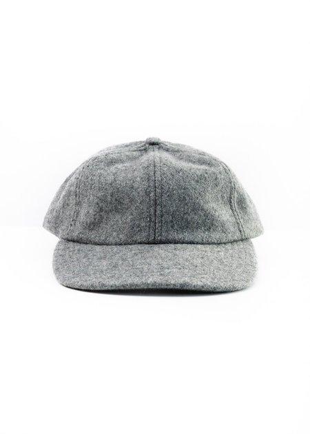 Corridor Wool Cap - Grey