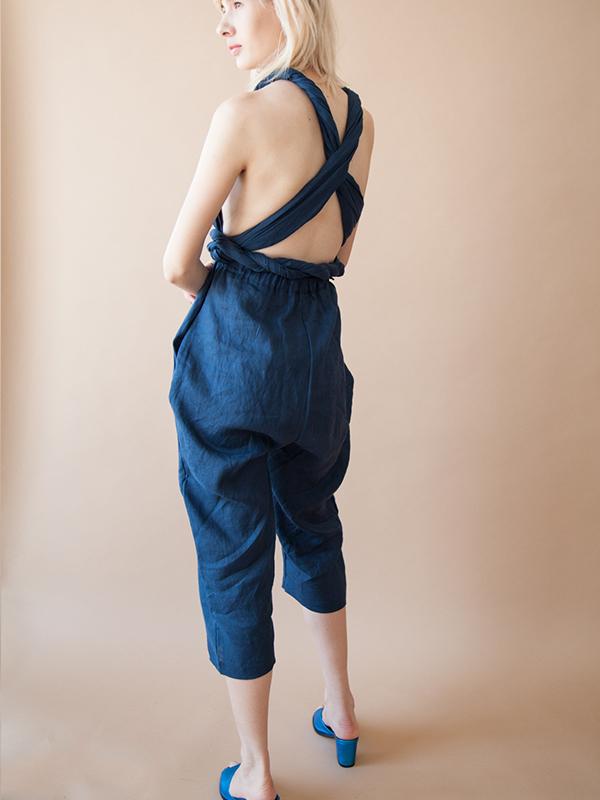 Lauren Winter Sasha Jumpsuit